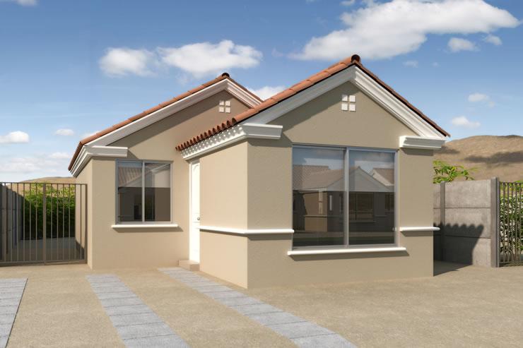 Parque san marcos casas inmobiliaria aconcagua for Modelos de casas procrear clasica