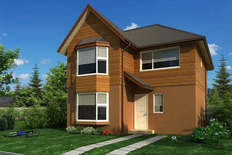 Praderas del carmen casas inmobiliaria aconcagua for Casas inmobiliaria