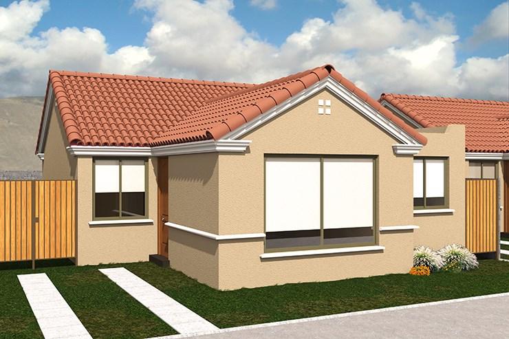 Modelos de casa modelo de casas para construir imagenes - Modelos de casas de un piso bonitas ...