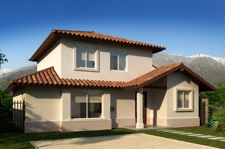 Hacienda el pe n barrio mirador inmobiliaria aconcagua for Pisos de marmol en chile