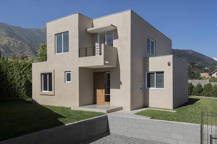 Hacienda el pe n barrio mirador inmobiliaria aconcagua for Casas prefabricadas mediterraneas