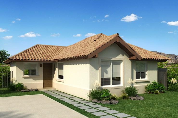 Ayres de chicureo el rodeo inmobiliaria aconcagua for Inmobiliaria la casa